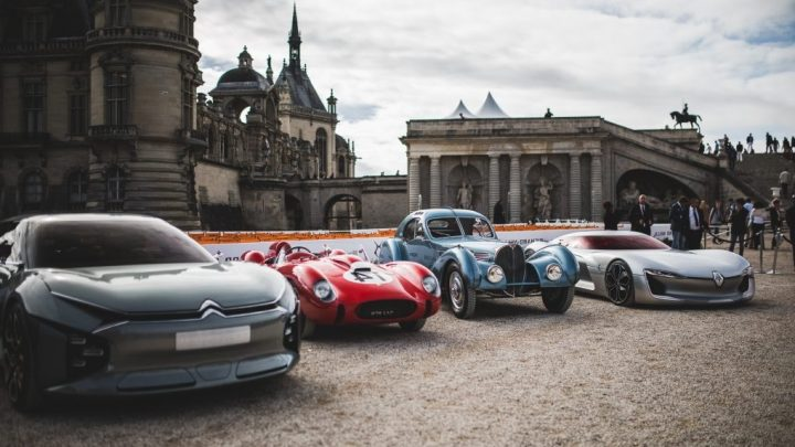 Top 3 of The Best Classic Cars Gathering in France