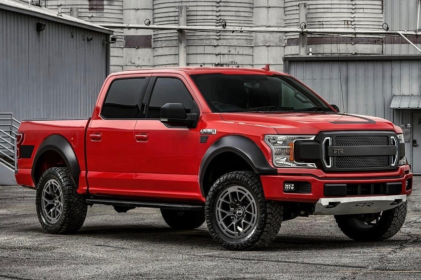 Ford Heading into the Future Head On with its New All-Electric F150 Pickup Truck