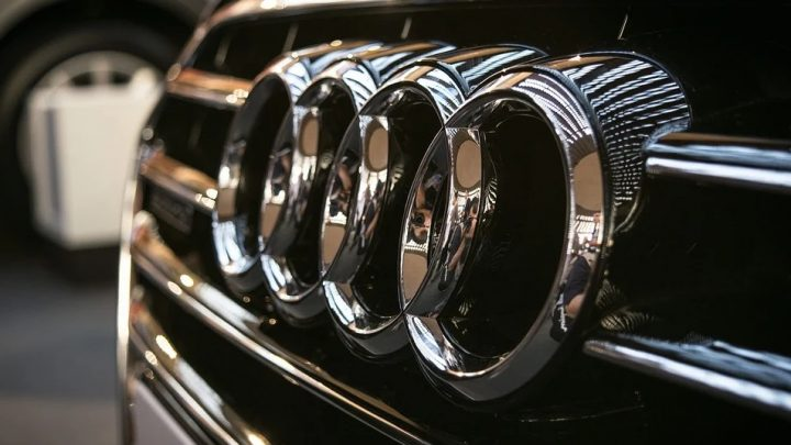 The Evolution of the Audi Logo
