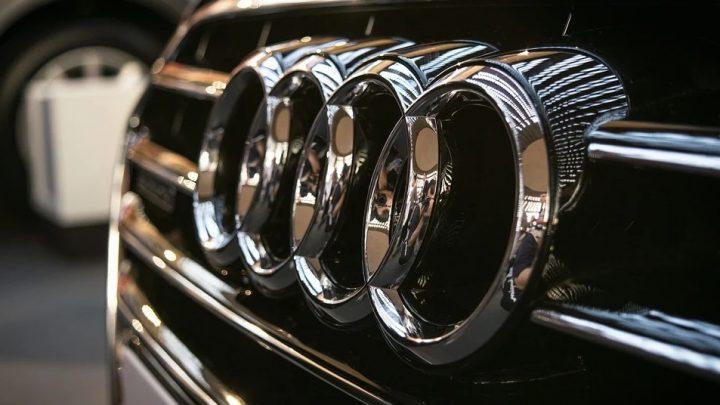The Evolution of the Audi Logo