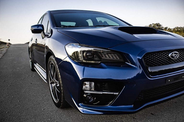 Subaru Releases Unwillingly its Calendar of New Models Until 2024