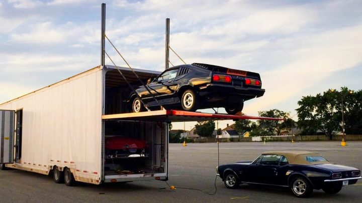 How much it cost to ship a car?