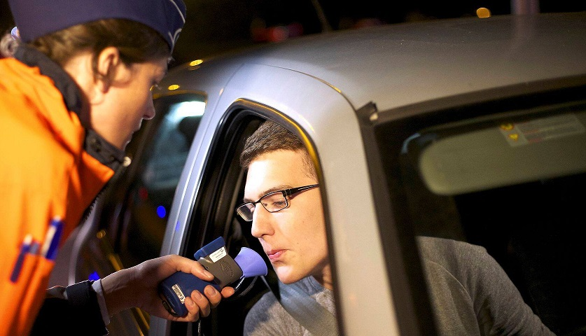 Driving Under the Influence of Drugs: Difficult for Police Force to Detect